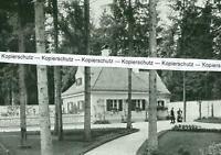 München - Auf dem Waldfriedhof - Das neue Gärtnerhaus - um 1920