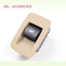 61316945876 Passenger Front Window Lifter Button Switch For BMW E90 E91 X5 X6 Z4