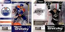 McFarlane NHL Hockey Legends Series 1 Wayne Gretzky Set of 2 Action Figure .