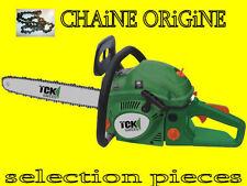 Chaine D 'Origine TRONCONNEUSE tck trt 4645  GUIDE 45cm  TRT4645