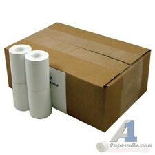 """2 1/4"""" x 65' Thermal Credit Card Paper Rolls 24 Case"""
