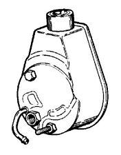 Power Steering Pump-VIN: L Arc 30-6012