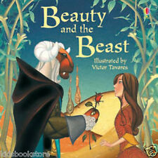 Preschool Classic Story - Usborne Picture Book: BEAUTY AND THE BEAST - NEW
