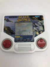 After Burner Tiger Electronics Handheld Game 1988 SEGA - Vintage Tested WORKING
