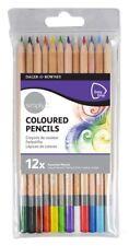 Daler Rowney TOUT SIMPLEMENT 12 crayons de couleur