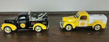 Two Shell Golden Wheel Die Cast Cars Trucks