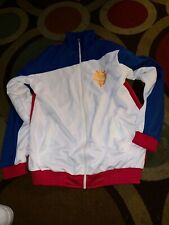 Team Manny Pacquiao Boxing Track Jacket 2XL Hoops Original
