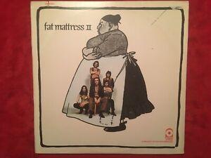 "Fat Mattress II  LP  1970  Orig  1ST  Atco  SD-33-347  Rock  33rpm  12""  USA  EX"