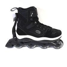 Hypno Avenue ES Black Freizeit Fitness Inliner Skates Schuh abnehmbar Gr. 42,5