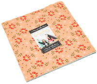 "Walkabout Moda Layer Cake 42 100% Cotton 10"" Precut Quilt Squares"
