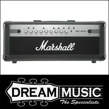 Marshall MG100HCFX 100W MG Amplifier Head with FX Carbon Fibre Amp RRP$749