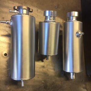 Bespoke Overflow Catch Tank Radiator Coolant Expansion Bottle UK Made Custom