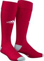 Adidas Milano 16 Socken, rot / weiß