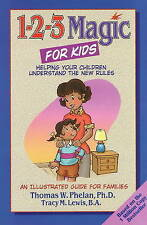 1-2-3 Magic for Kids: Helping Children Understand Rules. Behaviour Management.