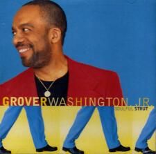 Grover Washington Jr. - Soulful Strut (CD-Album) Neu & OVP 1996
