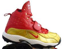 FSU Florida State RARE Nike Pro Shark Stove PF Football Size 14 Red/Gold