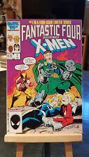 Fantastic Four Versus the X-Men - Série Complète - 1987 - VO US - Marvel Comics