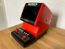 1st Gen Nintendo TableTop Game and Watch Marios Cement Factory Vintage 1983 Game