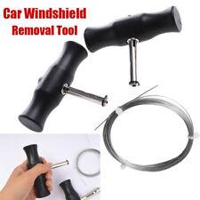 Auto Windschutzscheibe Fenster Removal Werkzeug Glasschneiden Draht Griff Kit