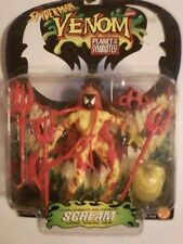 Venom Planet of the Symbiotes Scream Action Figure(Toy Biz) FREE SHIPPING !