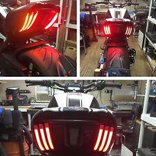 Ducati Diavel LED Run/Turn/Brake Signals (US Model) - New Rage Cycles