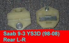 Saab 9-3 Window Regulator Repair Kit YS3D (1998-2008) - REAR L-R  (1) FAST