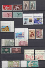 Lot timbres EUROPA ESPAGNE - Neuf ** - 3 scans