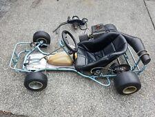 Yamaha RC100 Go Kart with KT100 Engine Runs great
