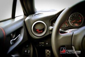 P3 Cars Integrated VIDI OBD2 Vent Gauge Subaru BRZ Scion FR-S Toyota GT86