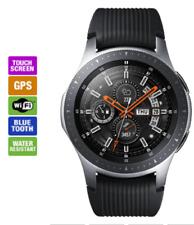 Samsung Galaxy smart Watch 46mm silver GPS accelerometer bluetooth wifi NFC gyro