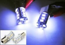 2x 1157 BAY15d SAMSUNG 12 SMD LED Brake Light 7000K Bulbs for FORD DODGE CHEVY