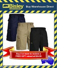 Bisley Workwear Original 8 Pocket Men's Cargo Work Shorts - BSHC1007