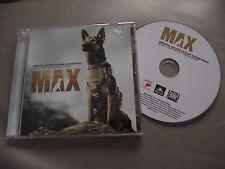 Max trevor rabin soundtrack original CD album 17 track 2015