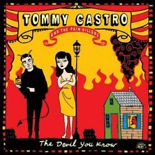Tommy Castro - The Devil You Know (NEW CD)