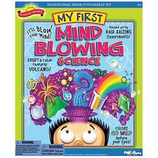 Scientific Explorer Mind Blowing Science Kit, Educational Set For 6+ Age, 0SA221