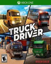 TRUCK DRIVER XBOX ONE / NO CD - NO KEY / RED DESCRIPTION