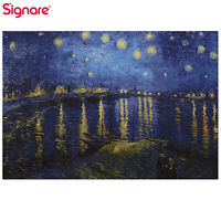 Tapestry Wall Hanging Vincent Van Gogh Starry Night Over The Rhone