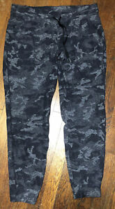 Lululemon Ready To Rulu Pant Incognito Camo/HTR Black Joggers, Worn Once 12