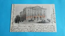 alte AK Gruss aus Göttingen - Stadt-Theater - gelaufen 1898