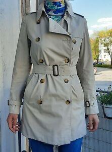 Burberry trenchcoat damen Gr.36, beige