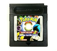 Pokemon Trading Card Game 2 ENGLISH Custom Gameboy Color Cart Pokémon Card GB2