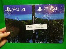 Pack of 16 Gamestop PS4 Horizon: Zero Dawn Promotional Box Art Sleeves