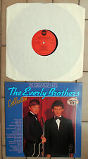 THE EVERLY BROTHERS COLLECTION 20 GREATEST HITS DISCO LP 33 GIRI HOLLAND MASTERS