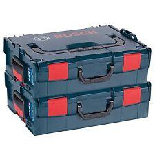 2 STÜCK Bosch Maschinenkoffer L-Boxx Gr. 2 - Sortimo 136 2608438692 Lbox Größe 2