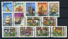 Tanzania 1994 Mi. 1739 1759 Usato 100% Navi, Coppa del Mondo Calcio
