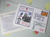 PETERBOROUGH 1st Home Match in Div 3 v BRIGHTON 1974 FOOTBALL First Day Cover