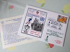 Peterborough 1st HOME MATCH in Div 3 V Brighton 1974 CALCIO PRIMO GIORNO DI COPERTURA