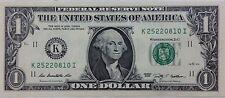 USA $1 2009 K 25220810 I