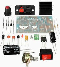 Kit di montaggio Alimentatore Variabile LM317 Step Down AC-DC elettronica 1-37V