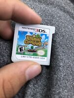 Animal Crossing: New Leaf (Welcome Amiibo) Nintendo 3DS Cartridge Only